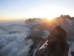 Beklimming van de Eiger