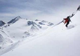 Berggidsen in de Bernina