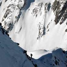 Jelle is de enige Skigids en Berggids van Nederland