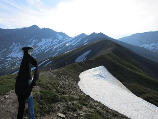 De kinderen vonden het alpinisme in het Berner Oberland prachtig!