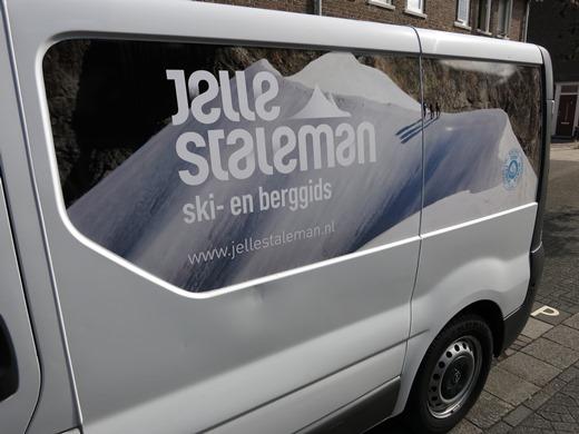Jelle Staleman Skigids en Berggids