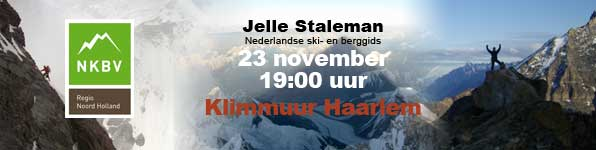 Lezing Klimmuur Haarlem