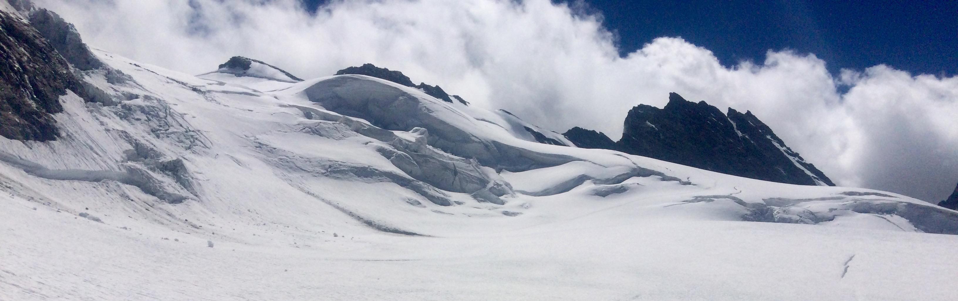 Overzicht gletsjer (1)