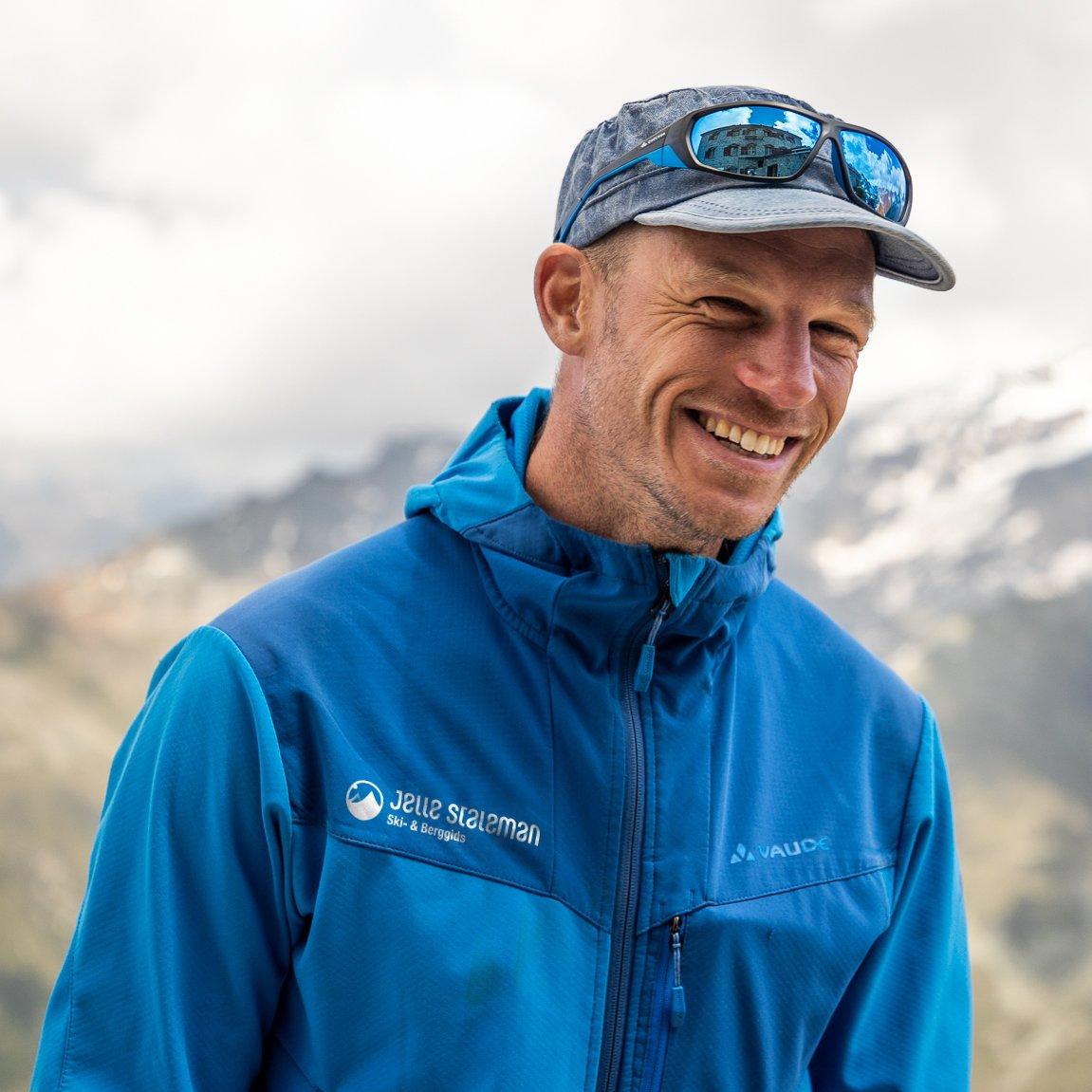 Jelle Staleman UIAGM Ski- en Berggids